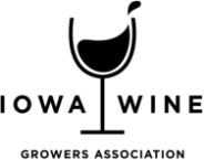 iowa wine growers association logo